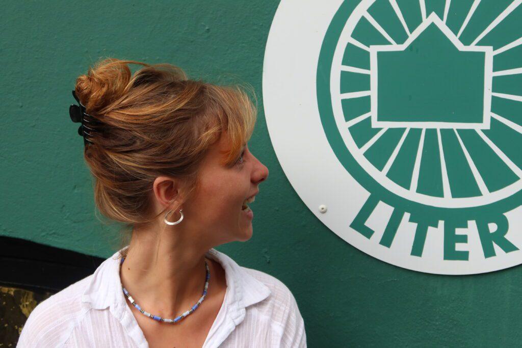 Marie Schultz Gravesen Driftschef Kontakt: marie@literaturhaus.dk